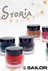"Sailor ink ""Storia"""
