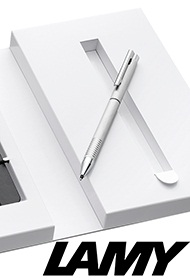 Lamy Logo Brushed Multifunction 2 in 1
