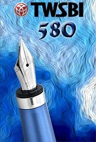TWSBI Diamond AL580 Blue