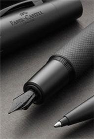 Faber Castell E-motion Pure Black