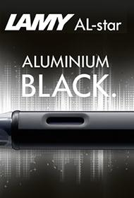 Lamy AL-star Black Edition