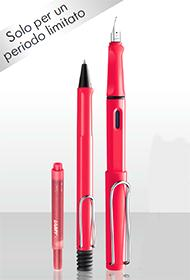 "Lamy Safari ""Coral"" 2014"