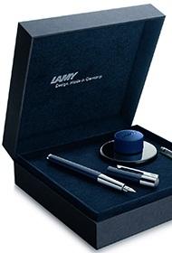Lamy Scala Blue Black