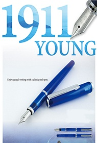 Sailor 1911 YOUNG - Clear Blue