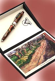 Visconti Van gogh Pollard Willows