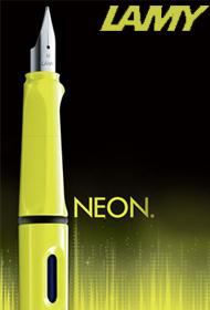Lamy Safari Neon