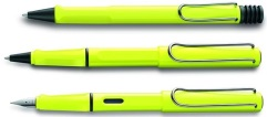 Lamy Safari NEON Special Edition 2013
