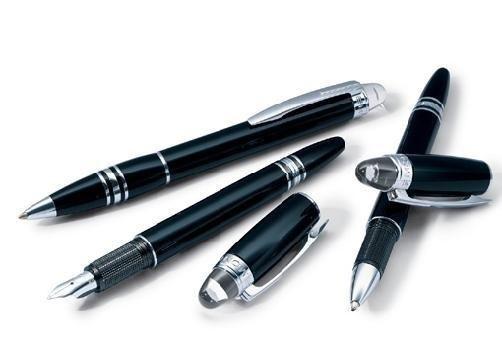 Les objets d'écriture Writable%5CPenne%5CMontblanc%5CMontblanc%20Starwalker%20Black