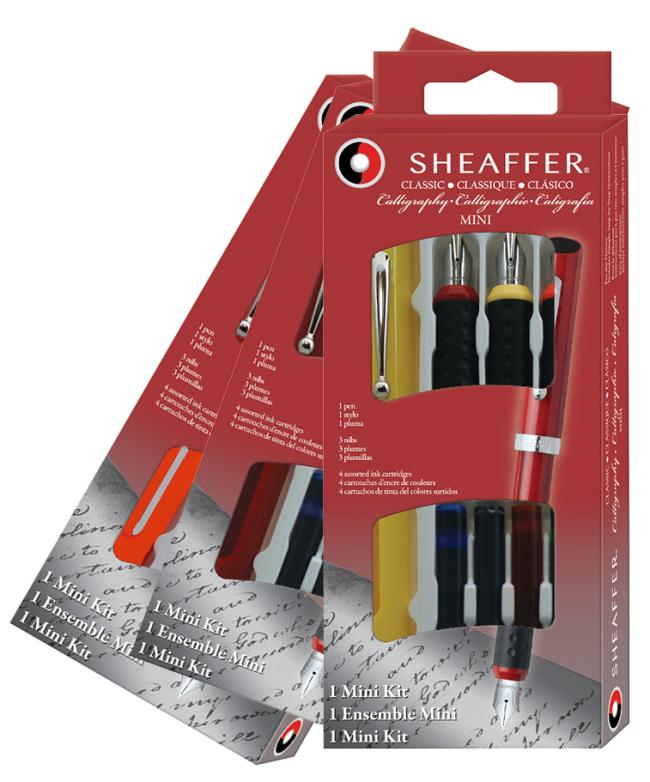 Sheaffer Calligraphy - NEW MINI SET 2013